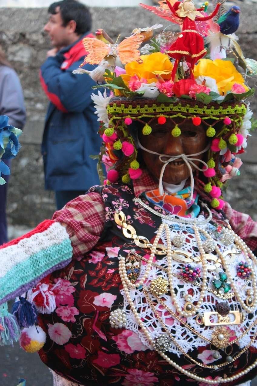 Carnevale sul lago di Como