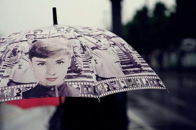 pioggia piove