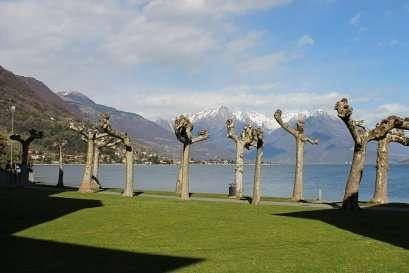 Santa Maria del Tiglio, lago di Como