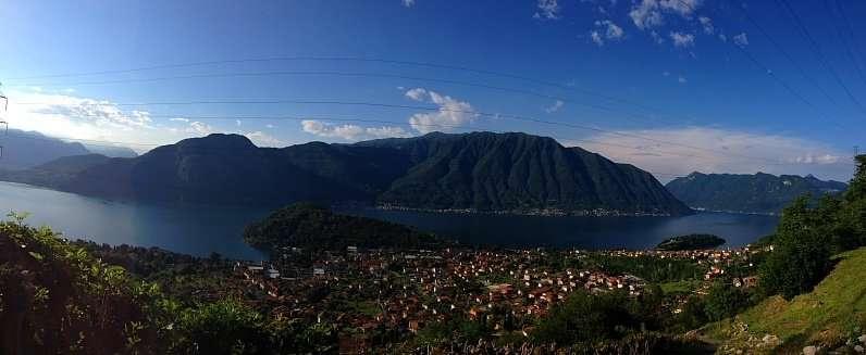 Lago di Como, escursioni in montagna