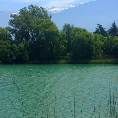 Tratto tra Sorico e il Lago di Mezzola