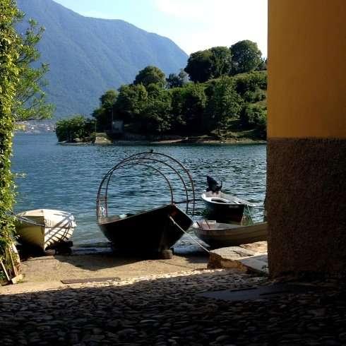 Souvenir del lago di Como