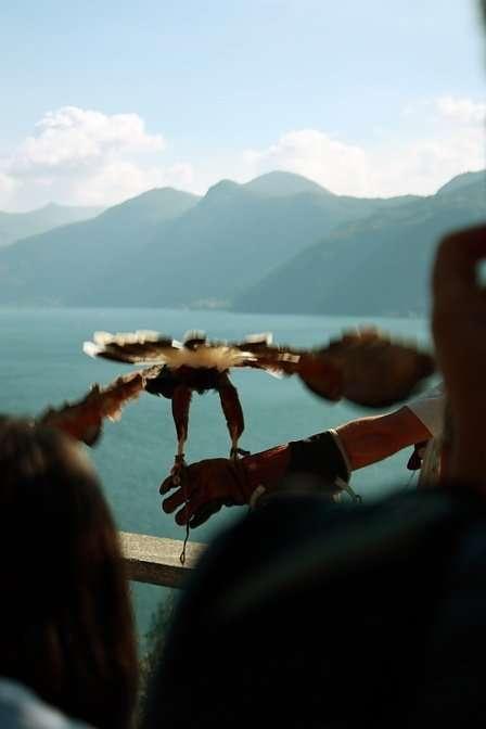 Lago di Como con bambini