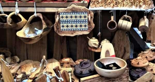 prodotti legno d'ulivo lago di como
