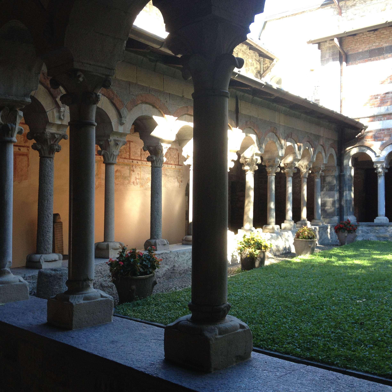abbazia piona