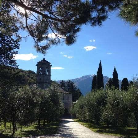lago di como cosa vedere: abbazia di piona