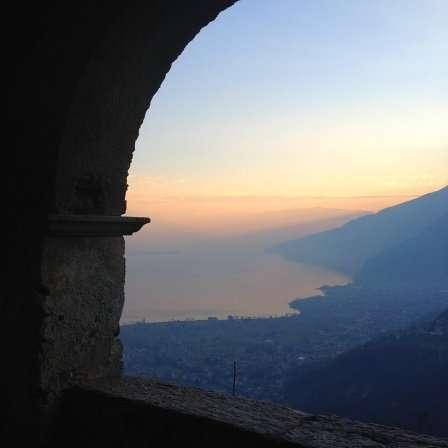 Presepi sul lago di Como
