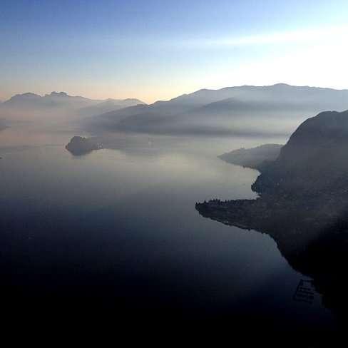 Lago di Como, panorama