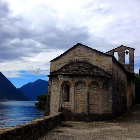 Ossuccio - chiesa di San Giacomo