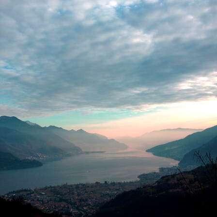 Passeggiate sul lago di Como