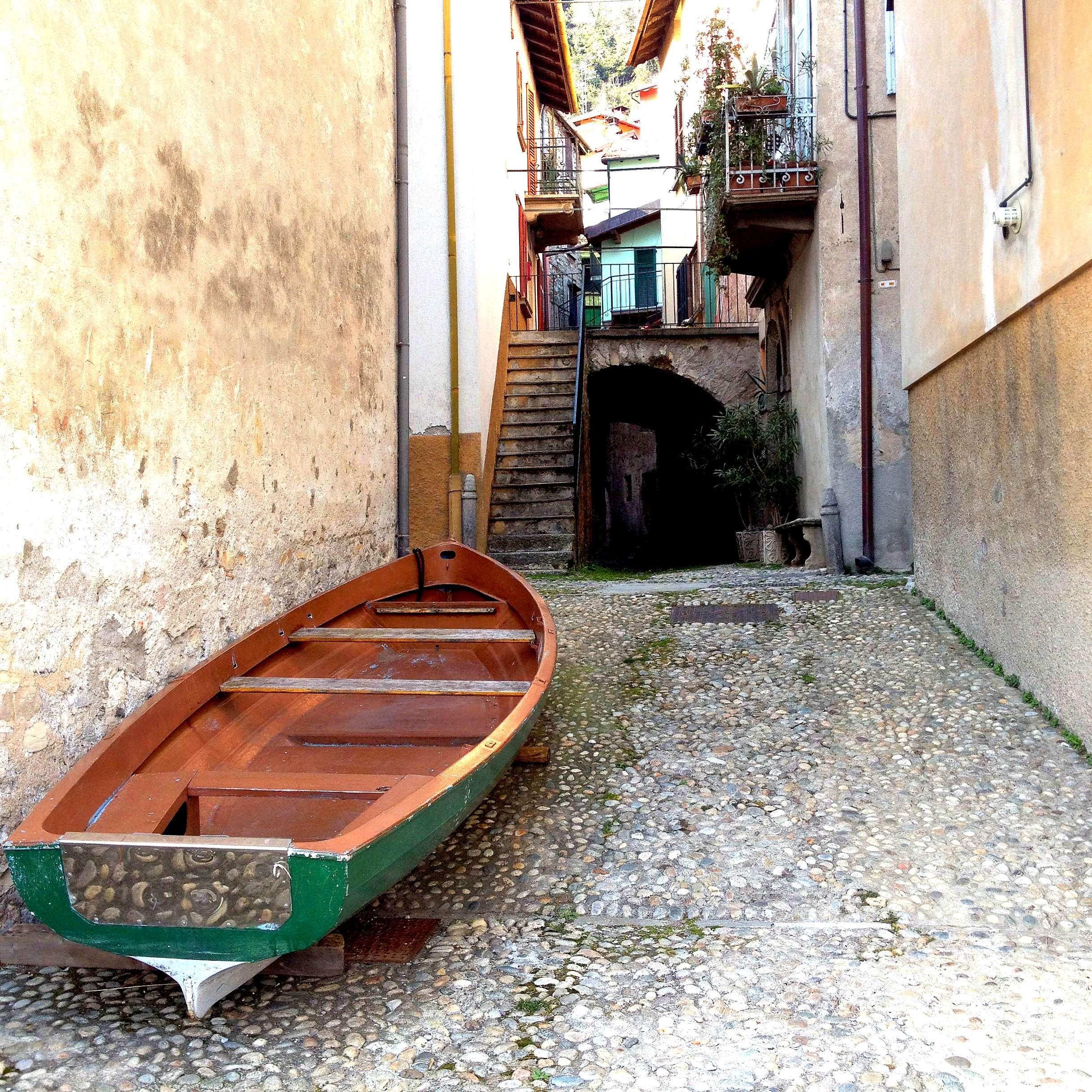 Sala Comacino e Colonno, lago di Como