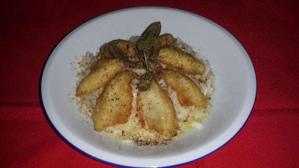 risotto persico