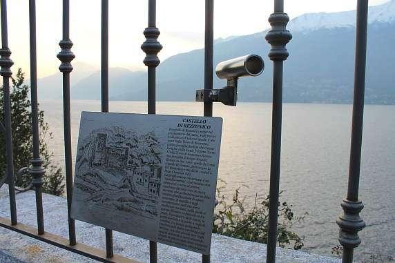 Corenno Plinio, lago di Como
