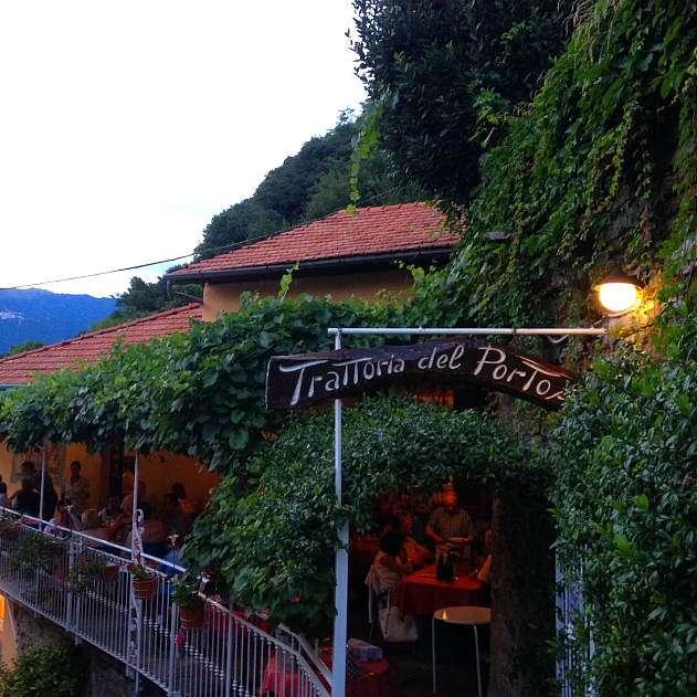 lago di Como dove mangiare