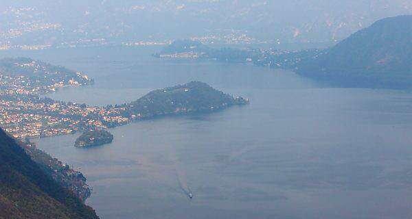 punti panoramici sul lago di como san zeno