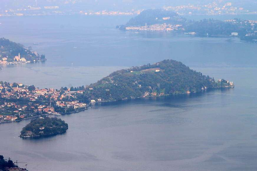 San Zeno, lago di Como