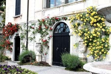 Villa Monastero a Varenna sul Lago di Como