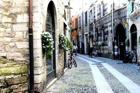 Città di Como cosa visitare la Cortesella
