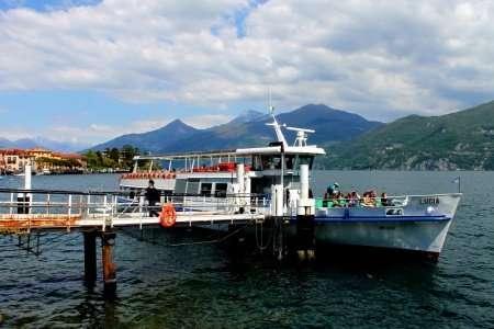 Gita in battello sul Lago di Como