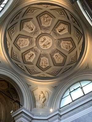Villa Carlotta, la capella