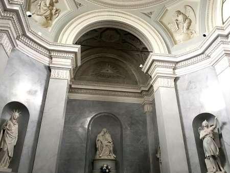 villa carlotta como e il la cappella di famiglia