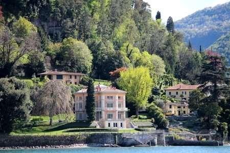 Villa sul promontorio di Bellagio