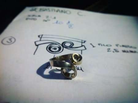 Gli anelli di fidanzamento etici e personalizzati di Eva Franceschini