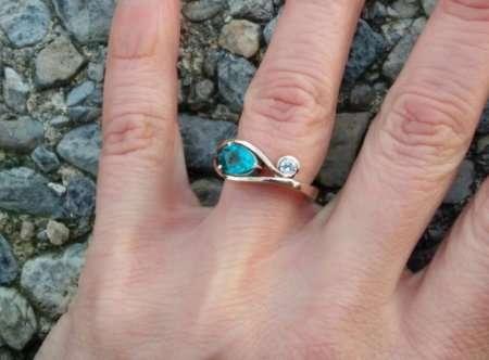 Migliori anelli fidanzamento artigianali di Eva Franceschini,