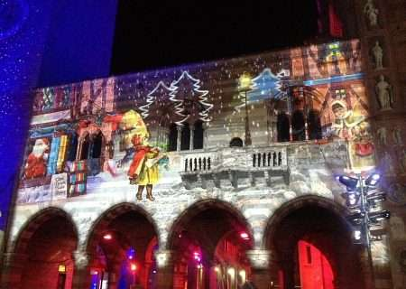 Natale a Como, Magic Light Festival