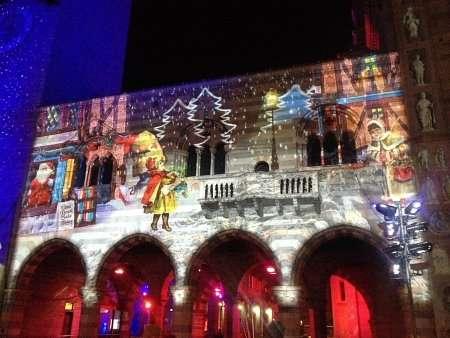 Natale a Como, Magic Light Festival