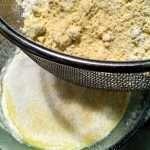 setacciare farine pan de mej