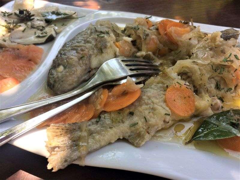 piatti tipici del Lago di Como, l'agone