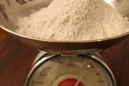farina di segale utilizzata per il Pan di Mej