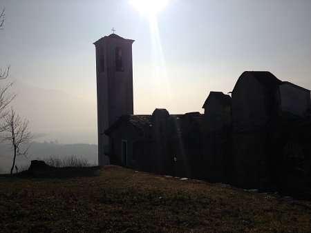 chiesa di san miro sopra Sorico