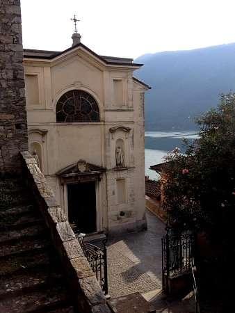 chiesa san vigilio gandria