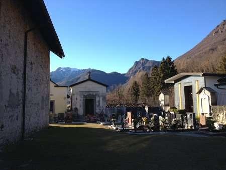 cimitero e oratorio