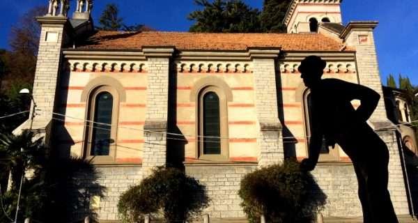 cadenabbia di griante chiesa anglicana