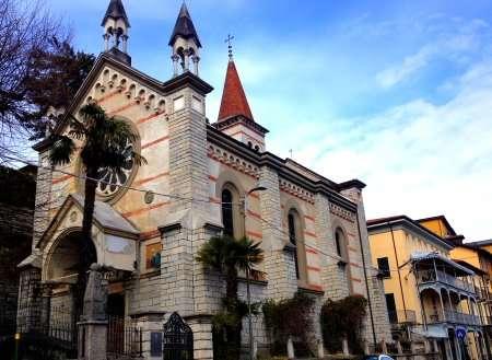 Chiesa Anglicana a Cadenabbia
