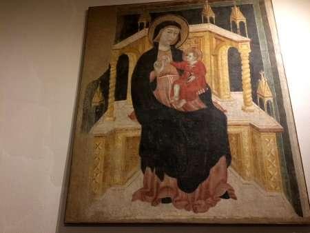 opere della pinacoteca di como