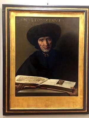 ritratto presso Pinacoteca , Museo di Como