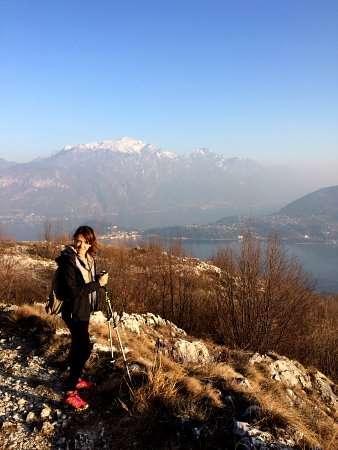 blogger lakeaddicted trekking sul lago di como