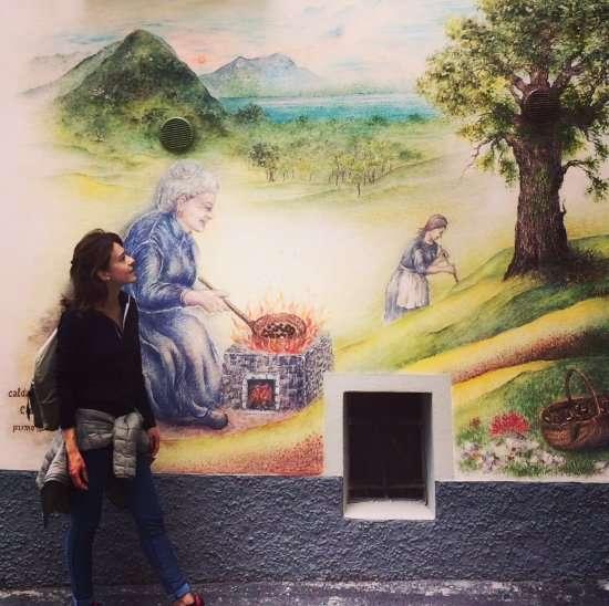 Borghi dipinti in Lombardia, Claino con Osteno