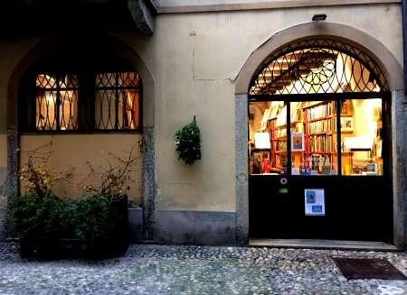 libreria storica a como