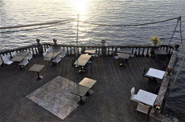 terrazza ristorante momi blevio