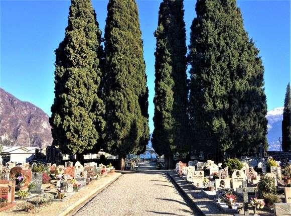 cimitero di Menaggio