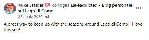 recensione Blog Lakeaddicted