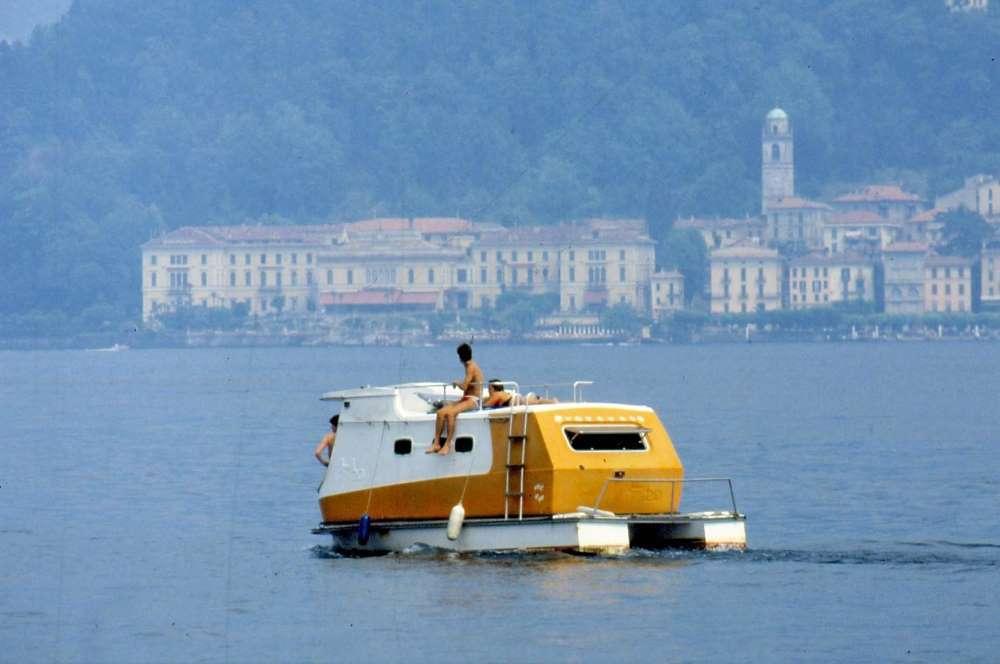 turismo sul Lago di Como