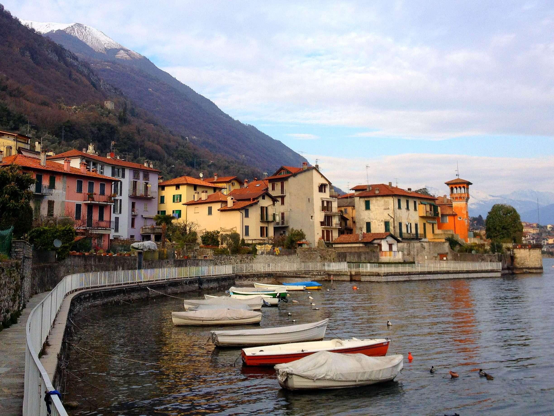 Sala Comacina e Colonno, borghi del lago di Como