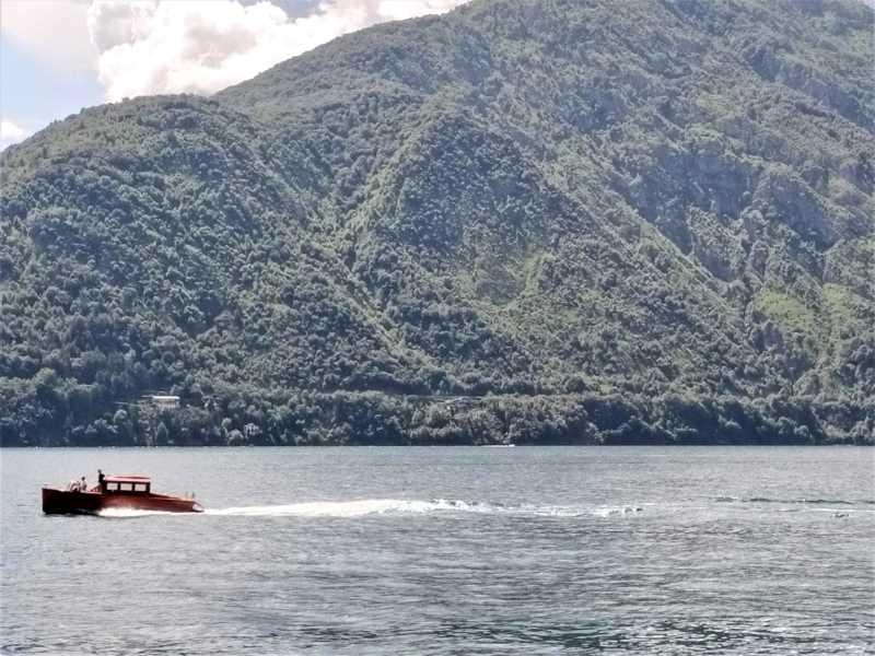 taxi boat Lago di Como